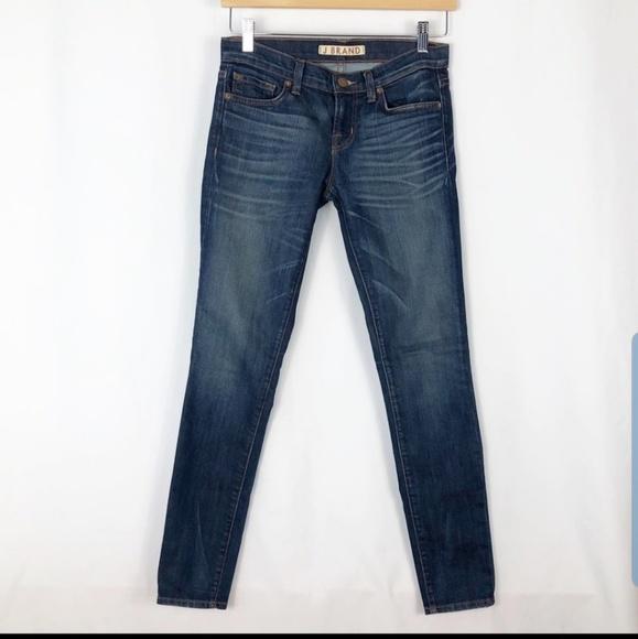 Denim - J Brand The Skinny High Tide Jeans